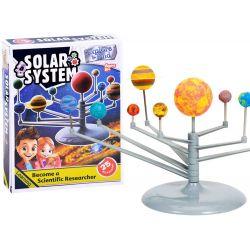 Slnečná sústava, planetárium