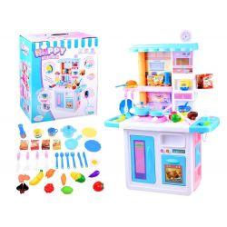 Kuchynka pre deti s funkčným drezom
