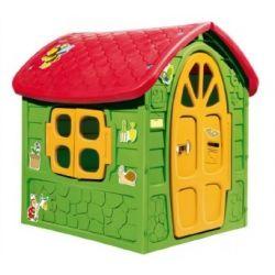 Plastový domček 120x113x111cm