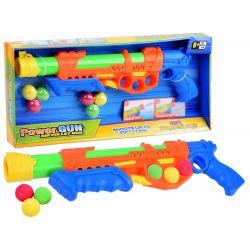 Pištoľ na penové guličky a na vodu 2v1