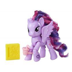 Pohyblivá figúrka My Little Pony + príslušenstvo, 6 modelov