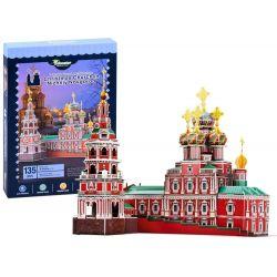 3D puzzle Chrám svätej Sofie Novgorod