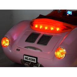Elcars Elektrické Retro športové autíčko