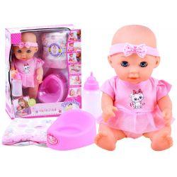 Sladká bábika – Bábätko, pije, ciká, džavotá