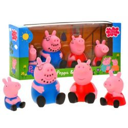 Gumené prasiatka - Peppa Pig