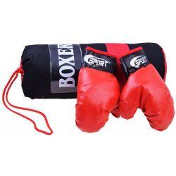 Boxerské vrece + rukavice