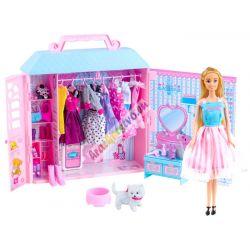 Velký domeček pro panenky +...