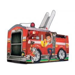 Dětský stan - Hasičské auto...