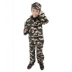 Kostým Vojak M