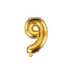 Balón 35 cm, číslo 9