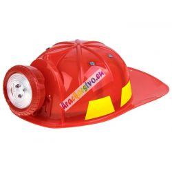 Dětská hasičská přilba s...