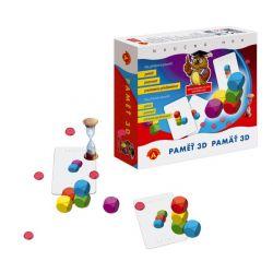 Hra Pamäť 3D