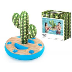 Bestway 43244, plávajúci stojan na nápoje Kaktus