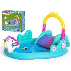 Bestway 53097 – nádherné detské vodné ihrisko Jednorožec