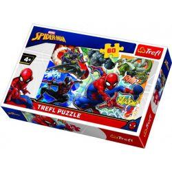 Puzzle  Spiderman 60 dielikov