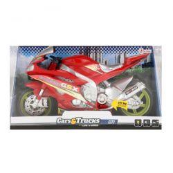 Motorka na zotrvačník