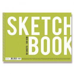 Náčrtník SHKOLYARYK Sketch A4