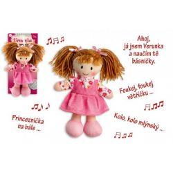 Látková bábika Veronika