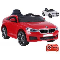 ELCARS  elektrické BMW 6GT, kožená sedačka, EVA kola