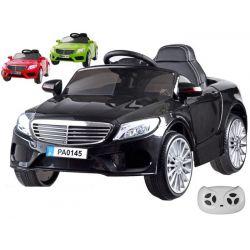 ELCARS sportovní Cabrio s multifunkčním dálkovým, plynulý start, tlumiče