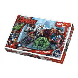 Puzzle The Avengers 100 dielikov