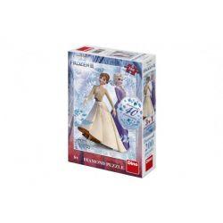 Puzzle Ľadové kráľovstvo II 200 dielikov