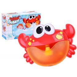 Veselý krab do kúpeľa