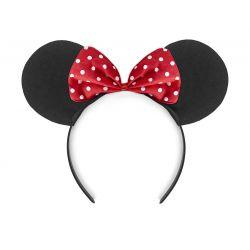 Čelenka- ušká myšky Minnie