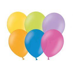 Pastelové balóniky