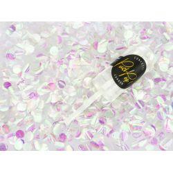 Vystreľovacie konfety, opalizujúce