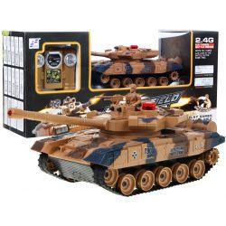 Veľký tank T90 na diaľkové ovládanie