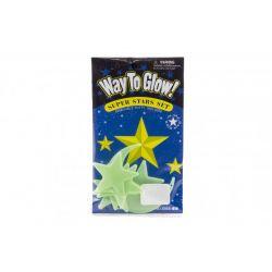 Hviezdy - svietiace v tme
