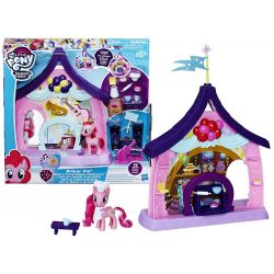 My Little Pony Pinkie Pie magický domček