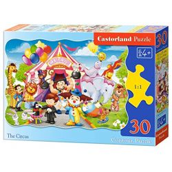 Castorland Puzzle Cirkus,