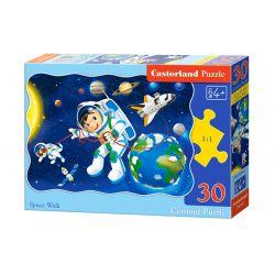 Castorland Puzzle Vesmírna prechádzka, 30 dielikov