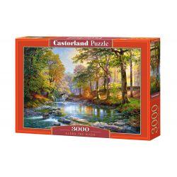 Castorland Puzzle Pri rieke, 3000 dielikov