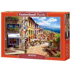 Castorland Puzzle Popoludnie v Nice, 3000 dielikov
