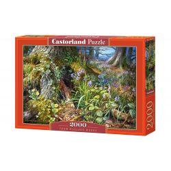 Castorland Puzzle V Ruskom lese, 3000 dielikov
