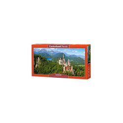 Castorland Puzzle Zámok Neuschwanstein Neme, 4000 dielikov