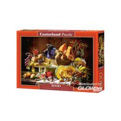 Castorland Puzzle Čas na čaj, 1000 dielikov
