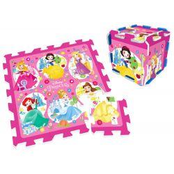 Penové puzzle Princezné Disney