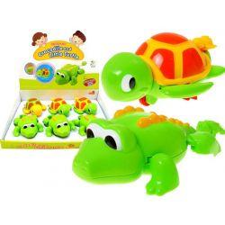 Veselá hračka do vody krokodíl/korytnačka