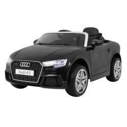 ELCARS elektrické autíčko AUDI A3 čierne
