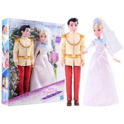 Hasbro Disney Popoluška nevesta s princom