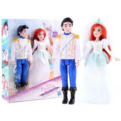 Hasbro Disney Ariel nevesta s princom