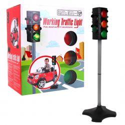 Interaktívny semafor