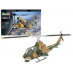 Revell model vrtuľníka AH-1 COBRA