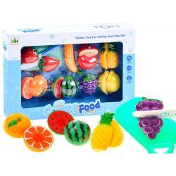 Ovoce, zelenina na krájení, 2 modely