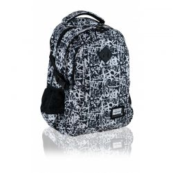 HEAD- Školský batoh, Grafitti