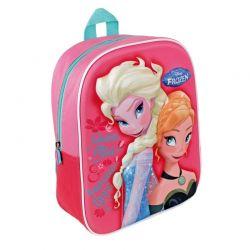 Detský 3D batoh- FROZEN, Elsa a Anna